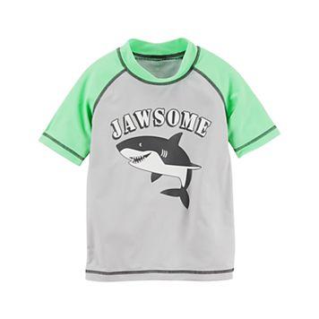 Toddler Boy Carter's Shark