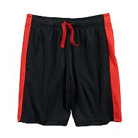 Boys 4-10 Jumping Beans® Active Side Striped Shorts