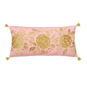 Dena Home Marielle Floral Throw Pillow
