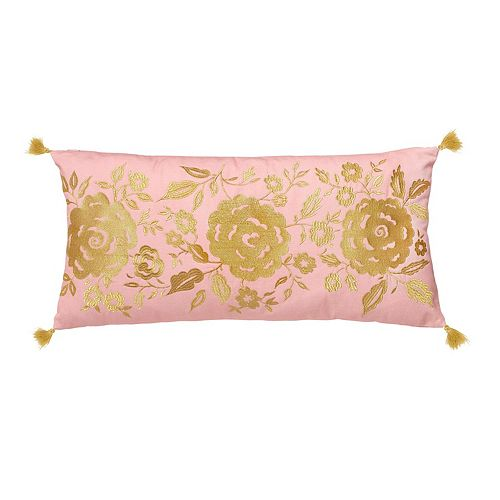 Dena Home Marielle Floral Throw Pillow
