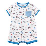 Baby Boy Carter's Super Dog Romper