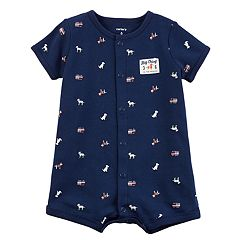 9c20acd67e6d Carter s Jumpsuits   Rompers Baby Short Sleeve One-Piece Outfits ...