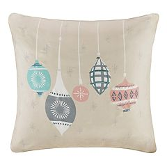 Madison Park Ornament Treasures Throw Pillow