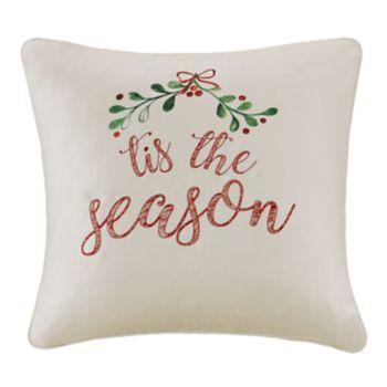 Madison Park 'Tis the Season Throw Pillow