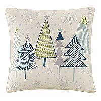 Madison Park Magical Winter Stroll Throw Pillow