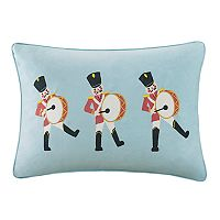 Madison Park Drummers' March Oblong Throw Pillow