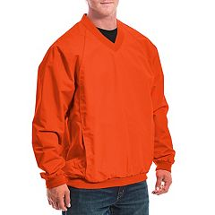 Men's Franchise Club Elite Windshell Pullover Jacket