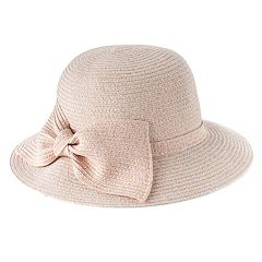 Women's LC Lauren Conrad Bow Back Cloche Hat