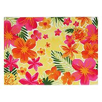 Celebrate Summer Together Floral Placemat