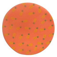 Celebrate Summer Together Vinyl Pineapple Placemat