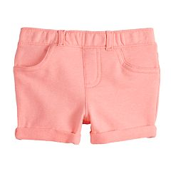 Baby Girl Jumping Beans® Shortie Jegging Shorts