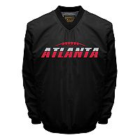 Men's Franchise Club Tone City Atlanta Football Windshell Pullover Jacket