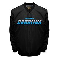 Men's Franchise Club Tone City Carolina Football Windshell Pullover Jacket