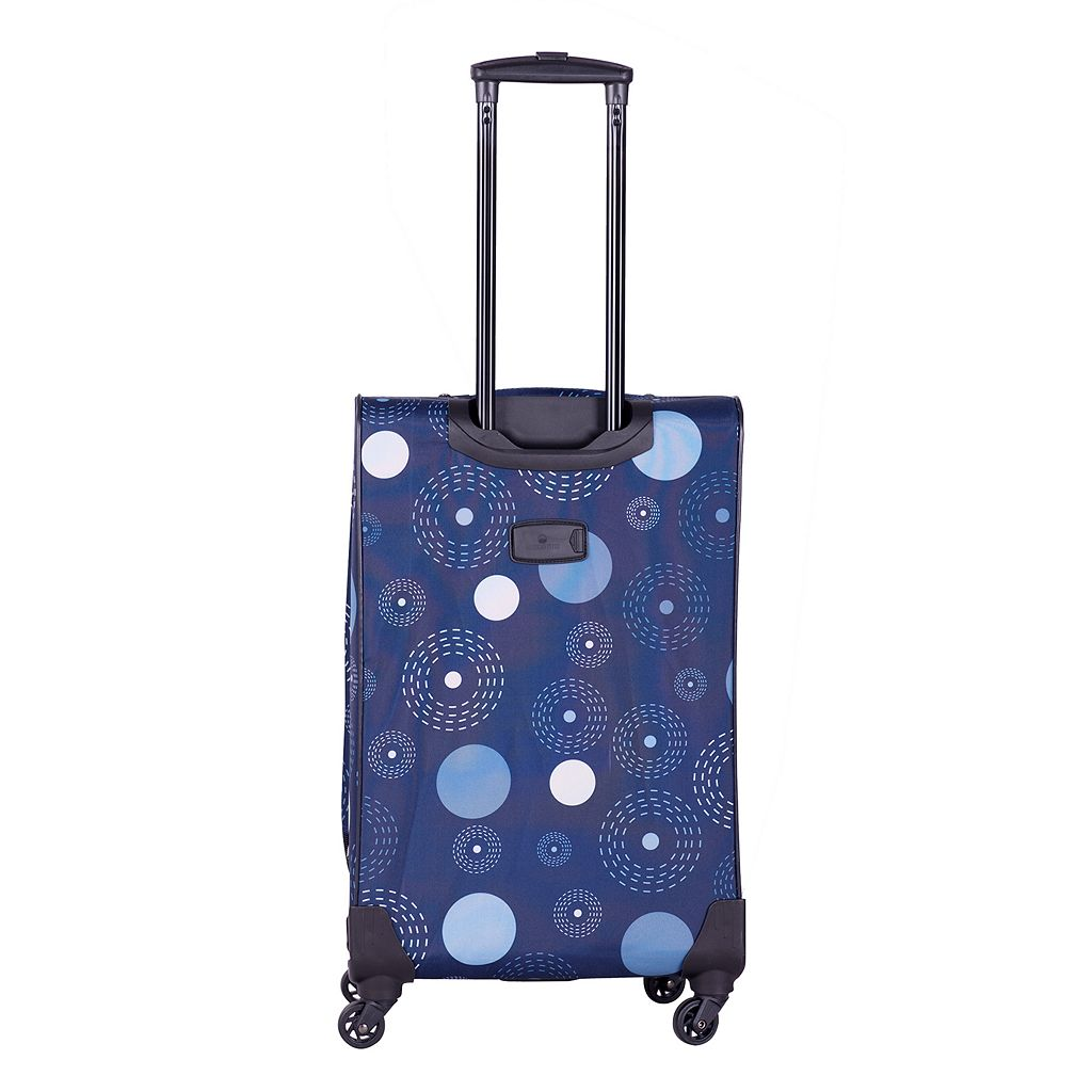 American Flyer Fireworks 5-Piece Spinner Luggage Set