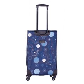 American Flyer Fireworks 5-Piece Spinner Luggage Set