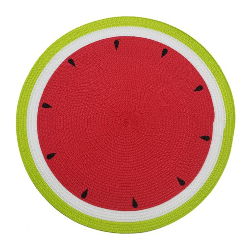 Celebrate Summer Together Watermelon Placemat