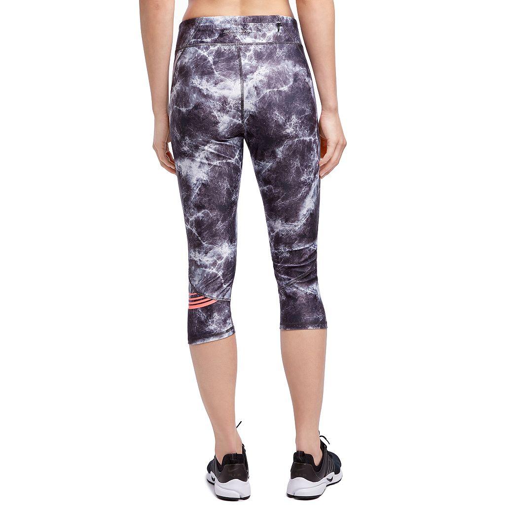 Women's Skechers Mineral Capri Leggings