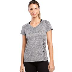 Women's Skechers Performance Raglan Sleeve Tee