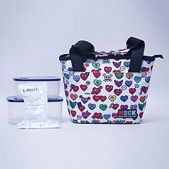 Ed Heck Emojinal Curved Top Lunch Tote