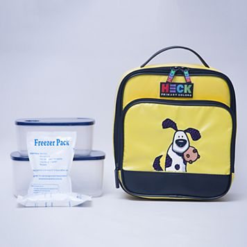 Ed Heck Pup 'n Chips Vertical Lunch Tote