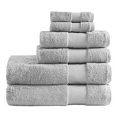 Madison Park 6-piece Turkish Bath Towel Set