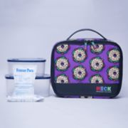 Ed Heck Everything Bagel Flat Lunch Tote