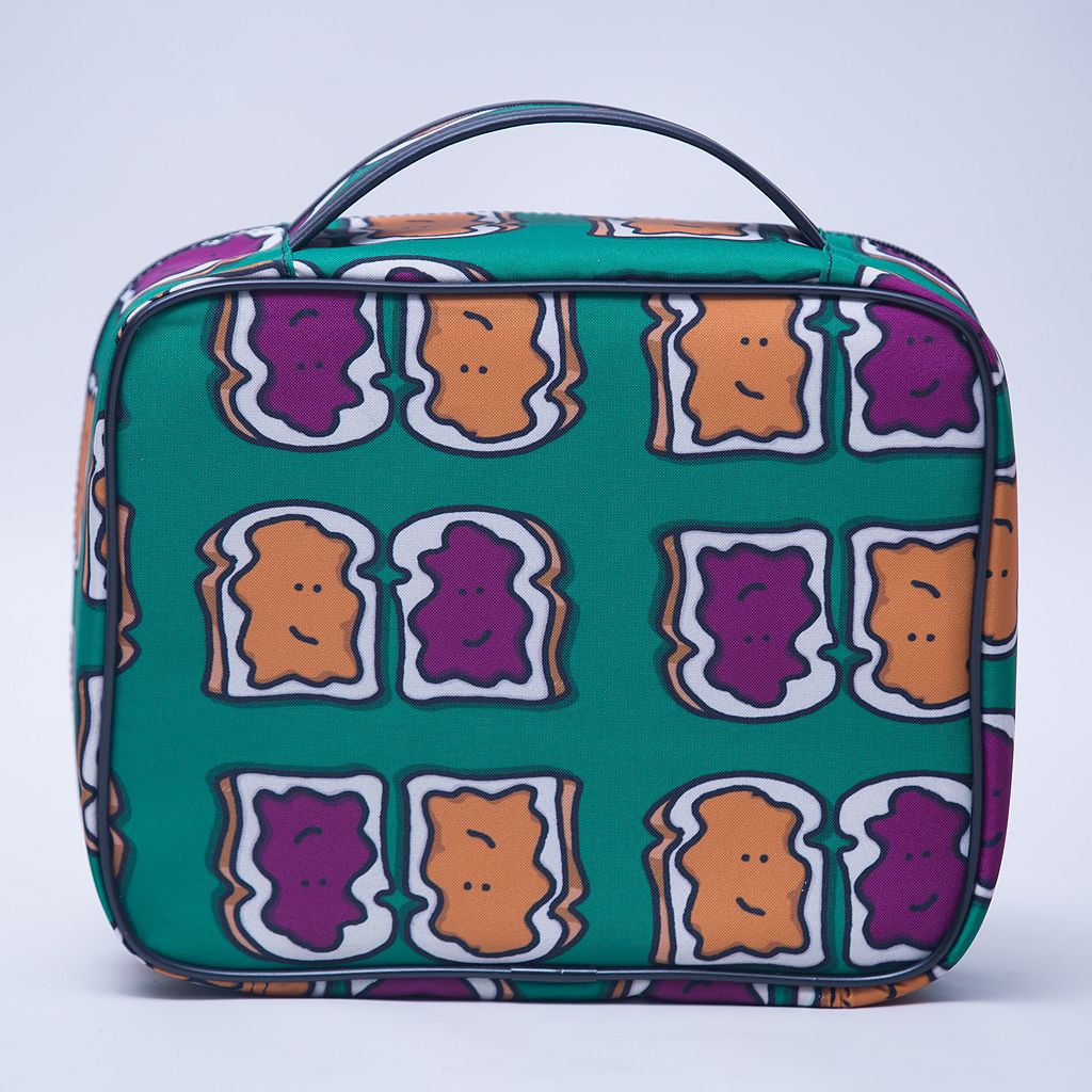 Ed Heck Extra Crunchy Flat Lunch Tote
