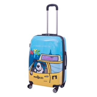 Ed Heck Riley 21-Inch Hardside Spinner Luggage