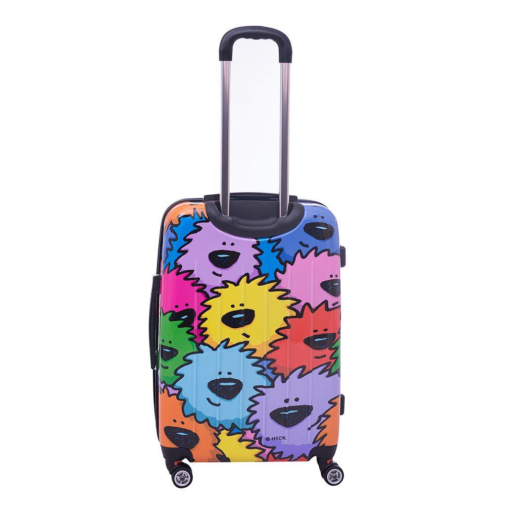 Ed Heck Sebastian 21-Inch Hardside Spinner Luggage