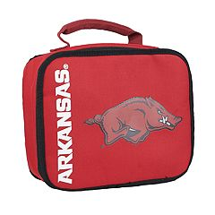 Arkansas Razorbacks Sacked Insulated Lunch Box by Northwest