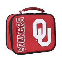 Oklahoma Sooners Sacked Insulated Lunch Box by Northwest