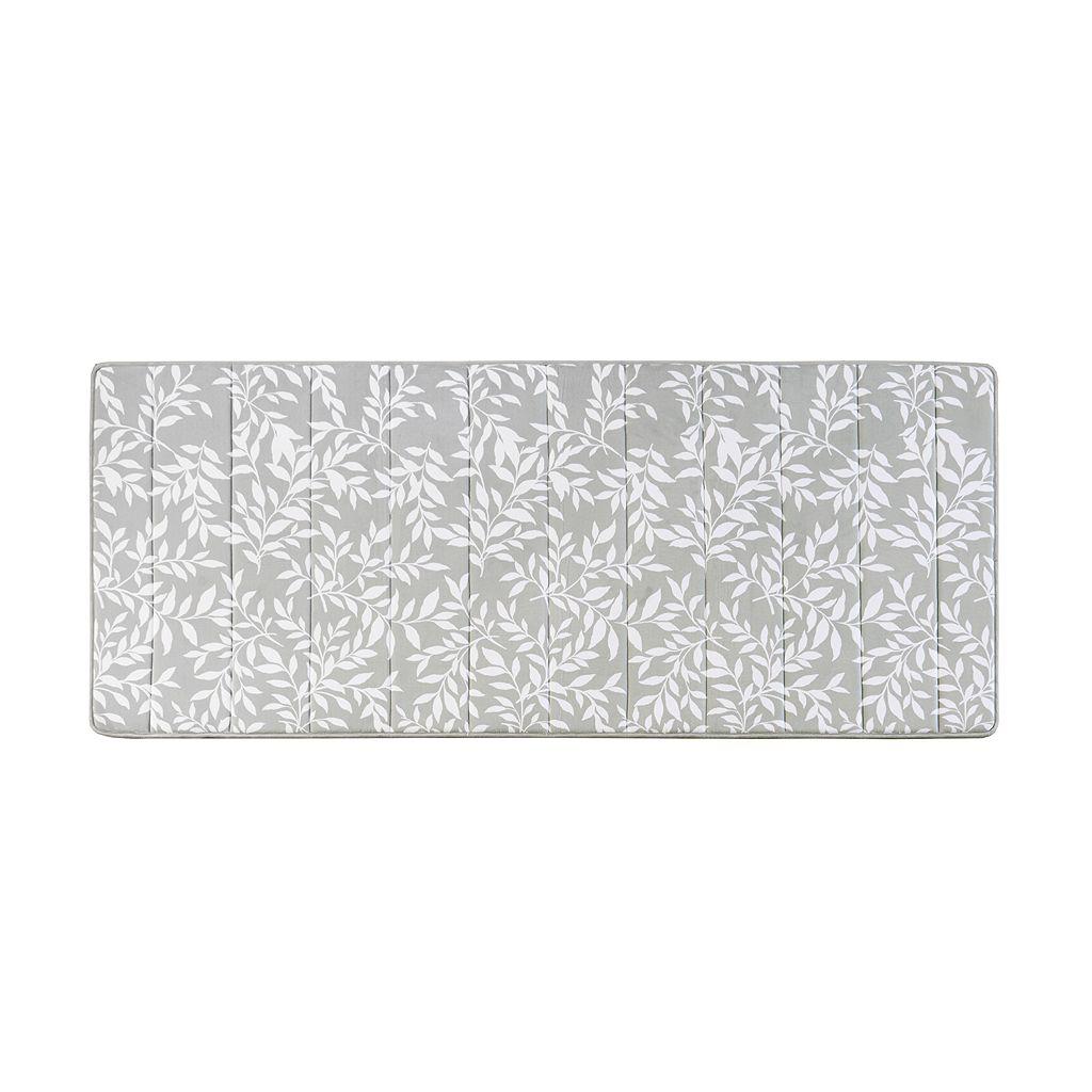 Madison Park Essentials Nicolette Reversible Memory Foam Bath Rug