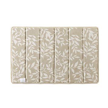 Madison Park Essentials Sonora Reversible Memory Foam Bath Rug