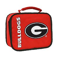 Georgia Bulldogs Sacked Insulated Lunch Box by Northwest
