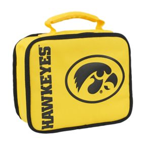 Iowa Hawkeyes Sacked Insulated Lunch Box by Northwest