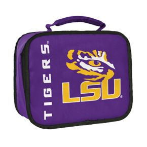 LSU Tigers Sacked Insulated Lunch Box by Northwest