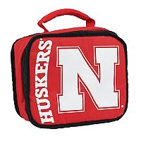 Nebraska Cornhuskers Sacked Insulated Lunch Box by Northwest