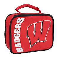 Wisconsin Badgers Sacked Insulated Lunch Box by Northwest