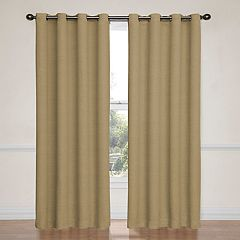eclipse Bobbi Grommet Blackout Window Curtain