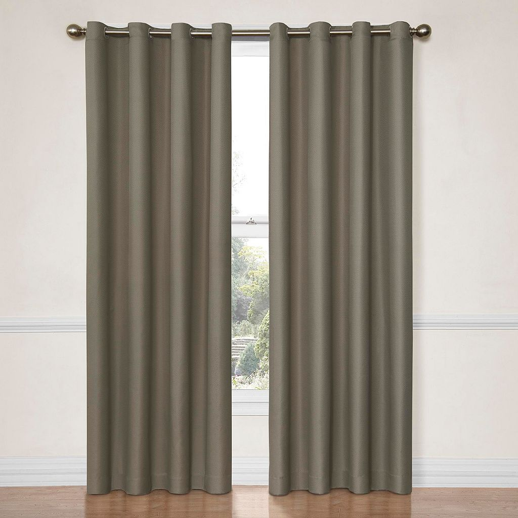 eclipse Dane Grommet Blackout Window Curtain