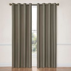 eclipse Blackout 1-Panel Dane Window Curtain