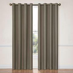 eclipse Dane Grommet Blackout Window Curtain