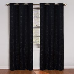 eclipse Blackout 1-Panel Meridian Window Curtain