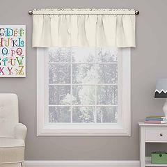 Kids eclipse Microfiber Blackout Window Valance
