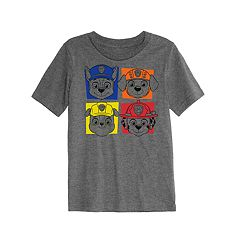 Toddler Boy Jumping Beans® Paw Patrol Chase, Marshall, Rocky & Rubble Graphic Tee