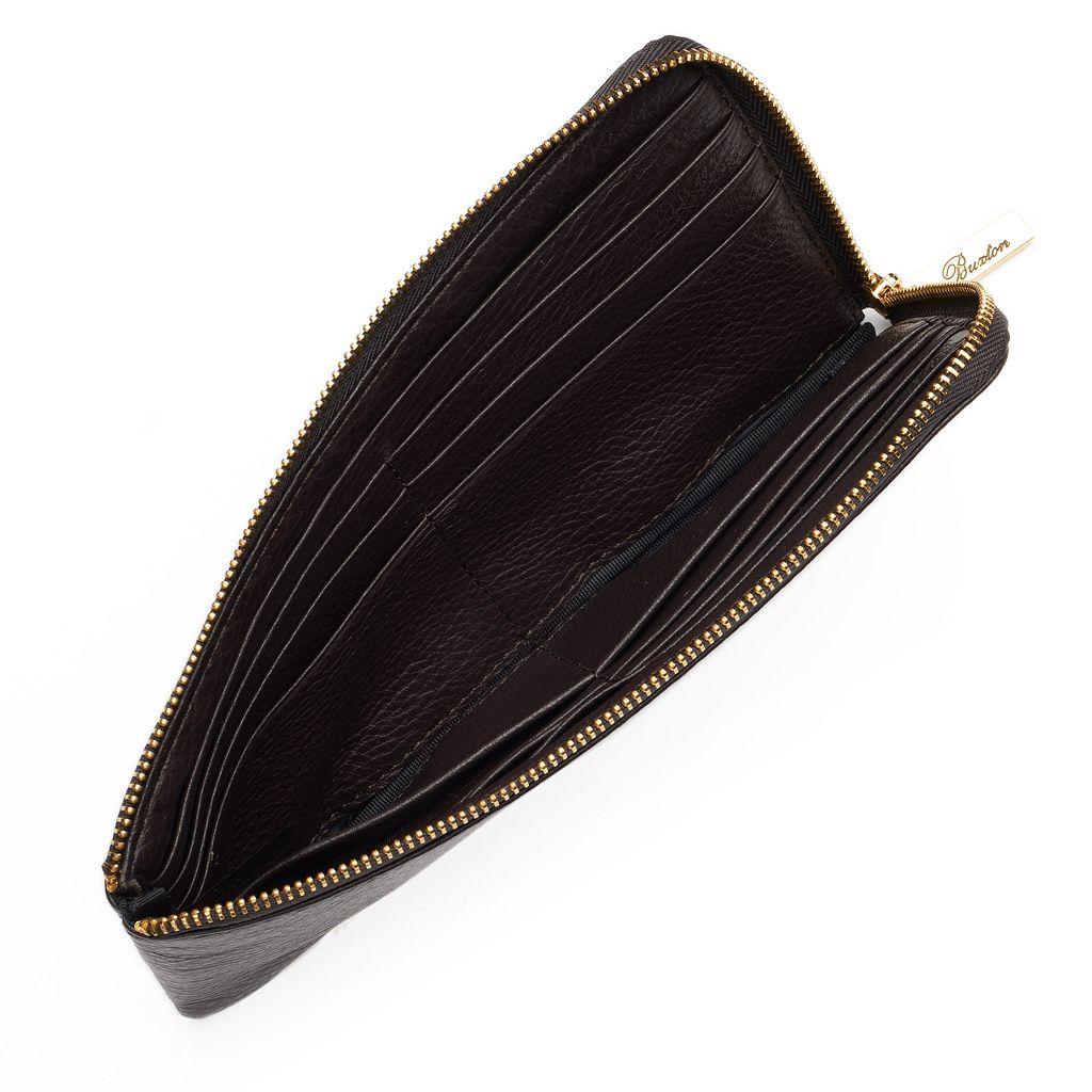 Buxton Florence L-Zip Wallet