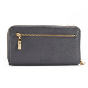 Buxton Florence Slim Zip-Around Wallet
