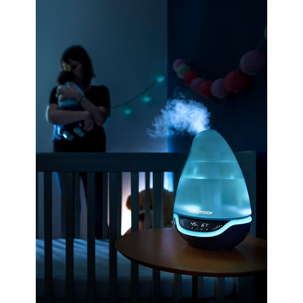 Babymoov Hygro+ Cool Mist Programmable Humidifier