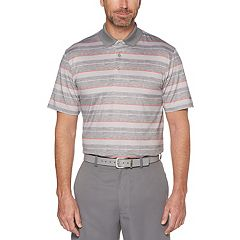 Big & Tall Grand Slam On Course Printed Stripe Polo