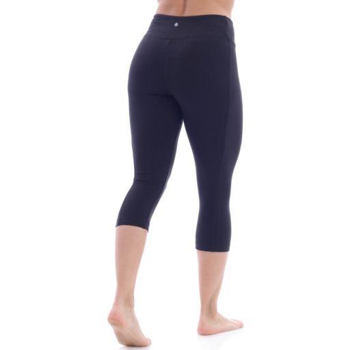 Women's Bally Total Fitness Slimming Capri Leggings